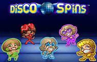 Онлайн слот Disco Spins