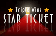 Онлайн новый Triple Wins star Ticket