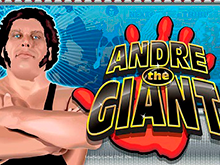 Регистрация в казино и слот Andre The Giant