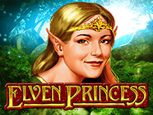 Играйте в клубе Vulkan в Elven Princess