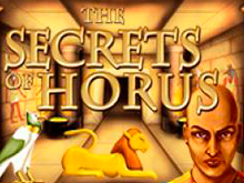 Secrets of Horus – азартная игра онлайн